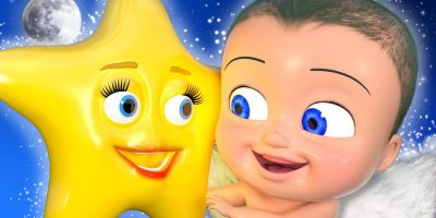 Twinkle Twinkle Little STAR – Nursery BABY SONG for Children | 3D Animation Rhymes for Kids