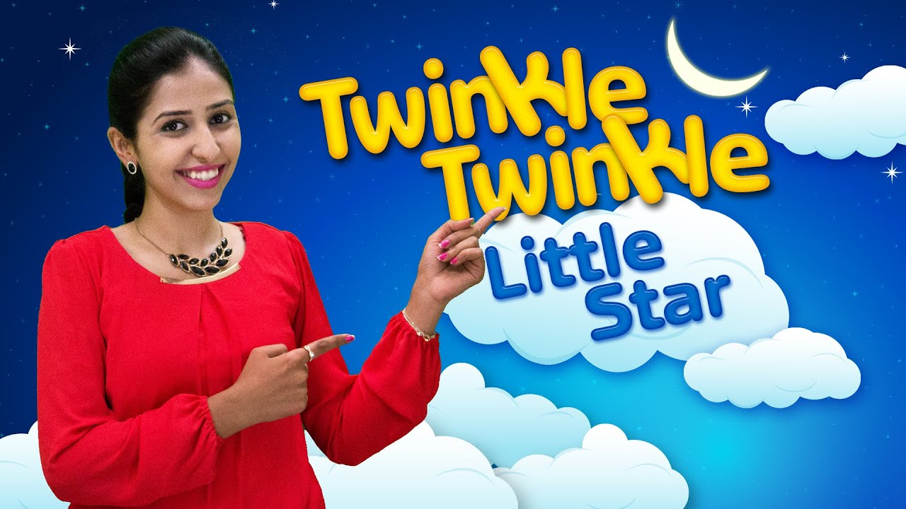 Nursery Rhymes For Kids | Twinkle Twinkle Little Star Top 10 Collection | Action Songs For Children