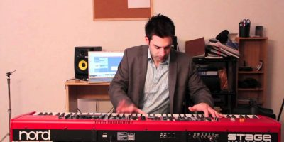 """""""Twinkle, Twinkle"""" Piano Variations- Evolution of Popular Music"""