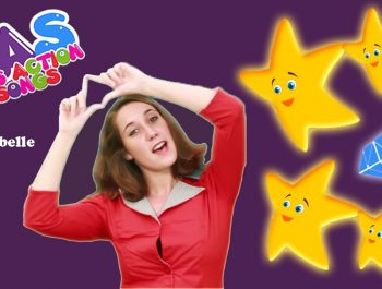 Twinkle Twinkle Little Star | Action Songs For Children | Kids Action Songs