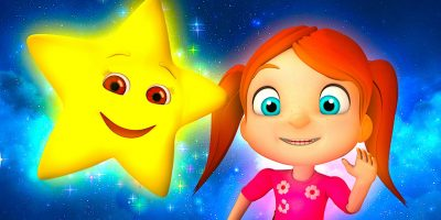 Twinkle Twinkle Little Star | Kindergarten Nursery Rhymes & Songs for Kids