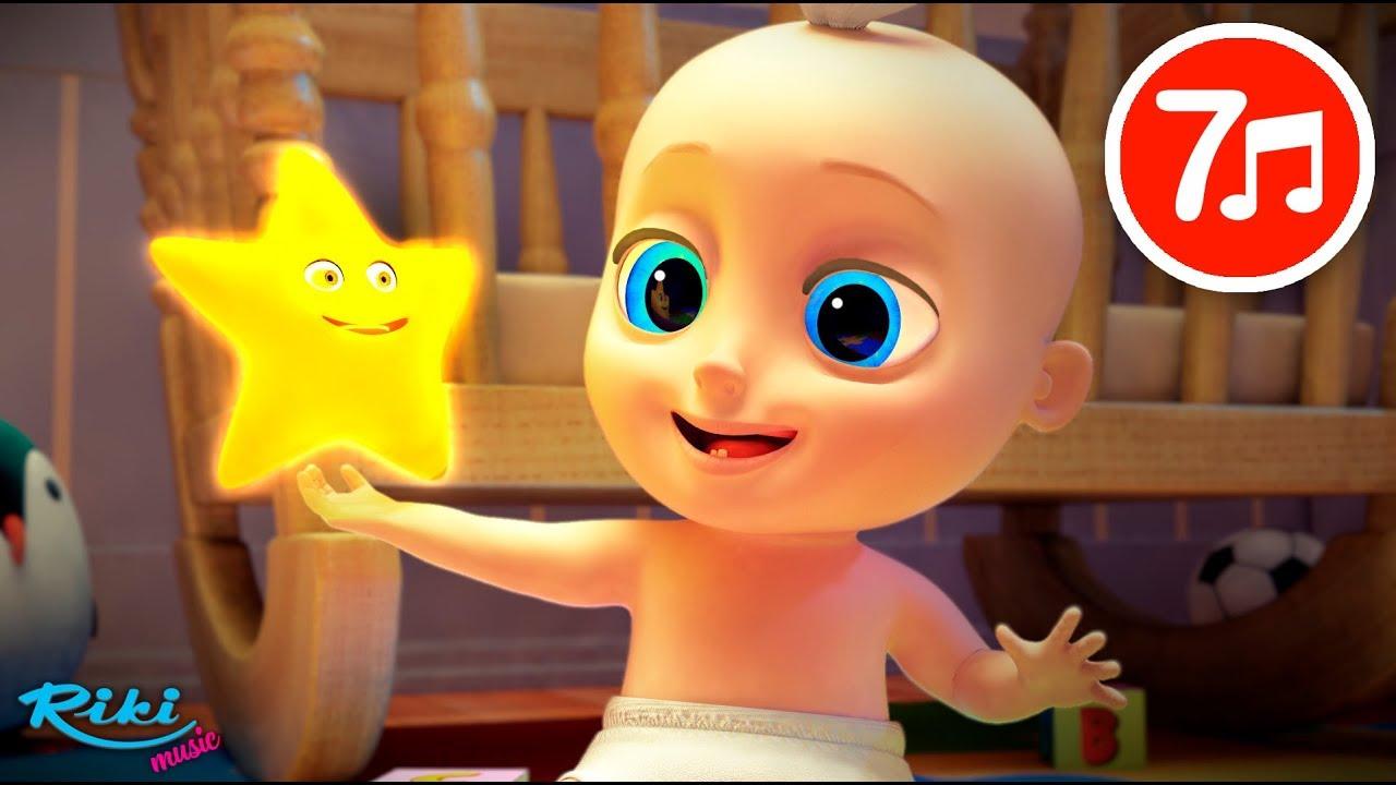 Twinkle Twinkle Little Star   Lullabies for Babies   Колыбельные для малышей