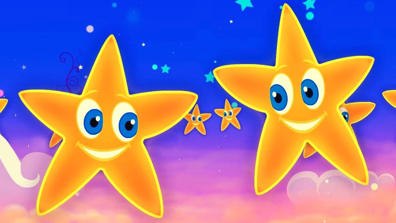 Twinkle Twinkle Little Star – Kids Songs & Nursery Rhymes