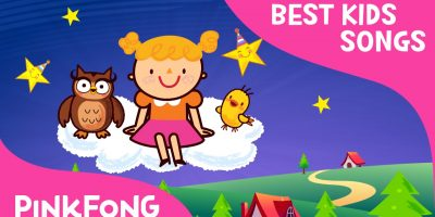 Twinkle, Twinkle,  Little Star | Best Kids Songs | PINKFONG Songs for Children