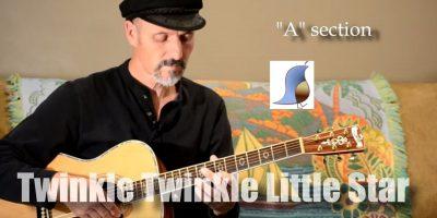 Twinkle Twinkle Little Star – Easy Guitar Lesson