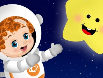 Twinkle Twinkle Little Star | Nursery Rhyme | Clap Clap Kids |