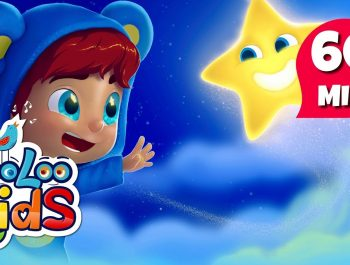 Twinkle, Twinkle, Little Star – Learn English with Songs for Children | LooLoo Kids