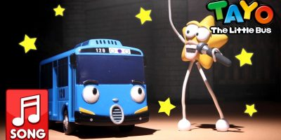 Twinkle Twinkle Little Star l Nursery Rhymes | Good Night Songs l Tayo the Little Bus