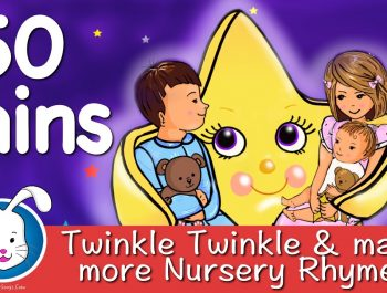 Twinkle Twinkle Little Star with lyrics & more Nursery Rhymes