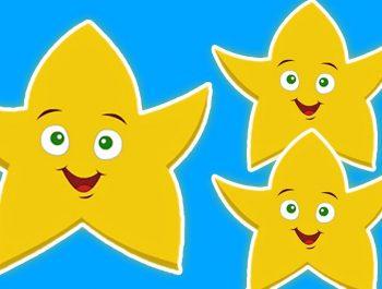 Twinkle Twinkle Little Star | Muy popular de la poesía infantil | El video educativo | recopilación