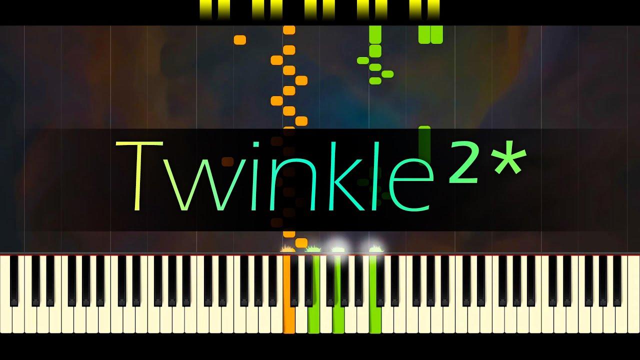 Twinkle Twinkle Little Star, K. 265 // MOZART