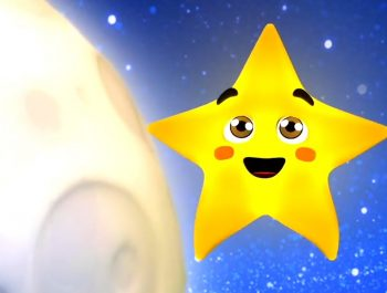 Twinkle Twinkle Little Star | Kindergarten Nursery Rhymes & Songs for Kids