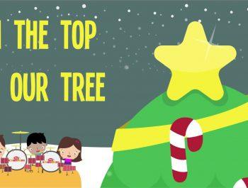 Twinkle Twinkle Christmas Star | Twinkle Twinkle Little Star | Kids Christmas Song Lyrics