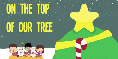 Twinkle Twinkle Christmas Star | Twinkle Twinkle Little Star | Kids Christmas Song Lyrics