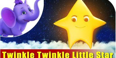 Twinkle Twinkle Little Star nursery rhyme | HD Animated rhymes from APPUSERIES