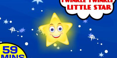 Twinkle Twinkle Little Star | Nursery Rhymes Collection by Baby Hazel Nursery Rhymes