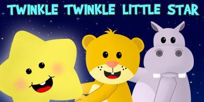 TWINKLE TWINKLE LITTLE STAR con letra en inglès