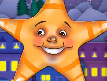 Twinkle Twinkle Little Star Nursery Rhyme – Learning Nursery Rhymes for Children