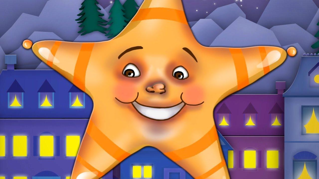 Twinkle Twinkle Little Star Nursery Rhyme – Learning Nursery Rhymes for Children