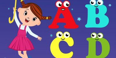ABC Song & Twinkle Twinkle Little Star Melody / ABCD Song for Kids