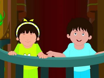 Twinkle Twinkle Little Star in Bengali  – Nursery Rhyme