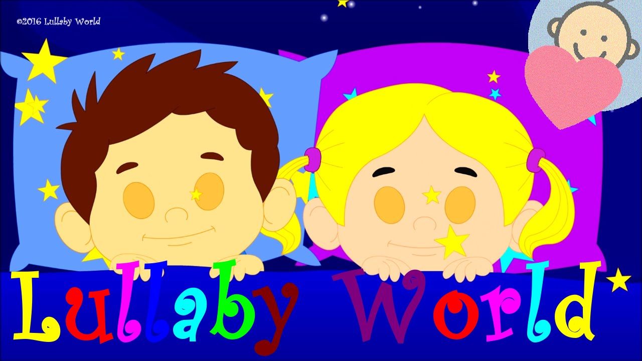 Twinkle Twinkle Little Star LULLABY for babies to go to sleep | Baby LULLABY song go to sleep