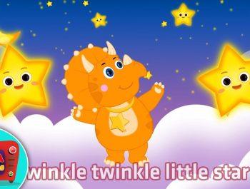 Twinkle Twinkle Little Star   Nursery Rhymes Songs