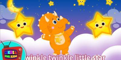 Twinkle Twinkle Little Star | Nursery Rhymes Songs