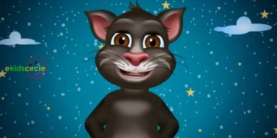 Twinkle Twinkle Little Star Rhyme with Lyrics – 3D English Nursery Rhymes – Tom Cat Rhyme HD