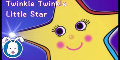Twinkle Twinkle Little Star with Lyrics | Long verison