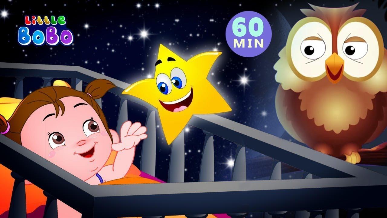 Twinkle Twinkle Little Star – Little BoBo Nursery Rhymes | Flickbox Kids Songs | Popular Collections