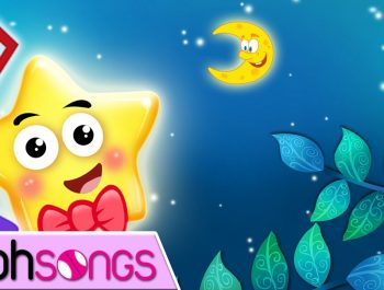 Twinkle Twinkle Little Star lyrics lead vocal | Nursery Rhymes TV |  Ultra HD 4K Music Video Full