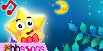 Twinkle Twinkle Little Star lyrics lead vocal | Nursery Rhymes TV |  Ultra HD 4K Music Video Full