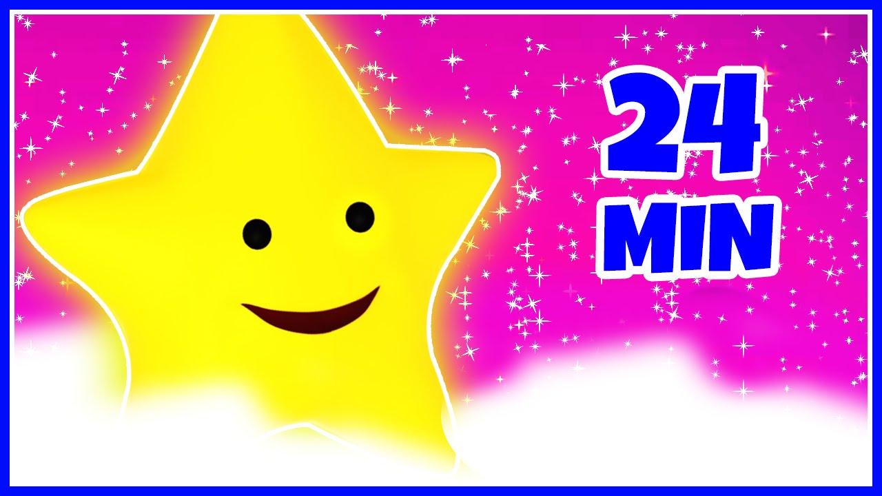 Nursery Rhymes and Kids Songs | Twinkle Twinkle Little Star | Raggs TV