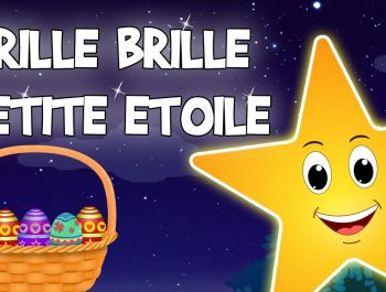 Brille Brille Petite Etoile (Twinkle Twinkle Little Star) | French Nursery Rhymes | CDS Télé Enfants