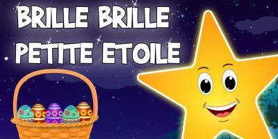 Brille Brille Petite Etoile (Twinkle Twinkle Little Star) | French Nursery Rhymes | CDS Télé Enfants