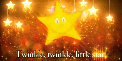 Twinkle Twinkle Little Star Sing Along