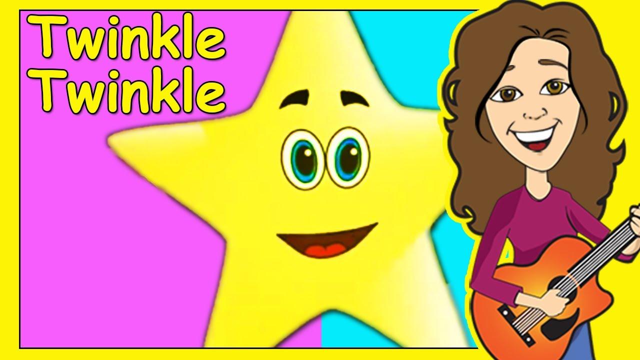 Twinkle Twinkle Little Star | Nursery Rhyme for kids, children, baby | Lyrics | Patty Shukla