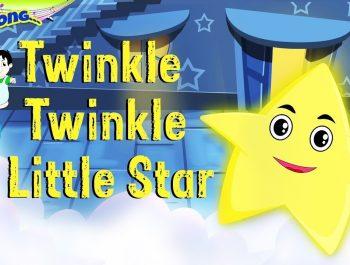 Twinkle Twinkle Little Star (HD) – Nursery Rhymes | Lullaby | Popular Kids Songs