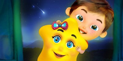 Twinkle Twinkle Little Star & More | Kids Songs | Banana Cartoon