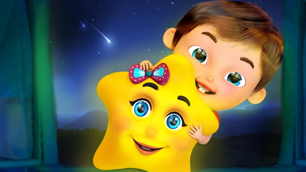 Twinkle Twinkle Little Star & More | Kids Songs | Banana Cartoon