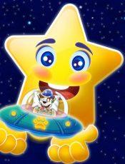 Twinkle Twinkle Little Star Lullaby – Sleep music 432 Hz (1 hour)