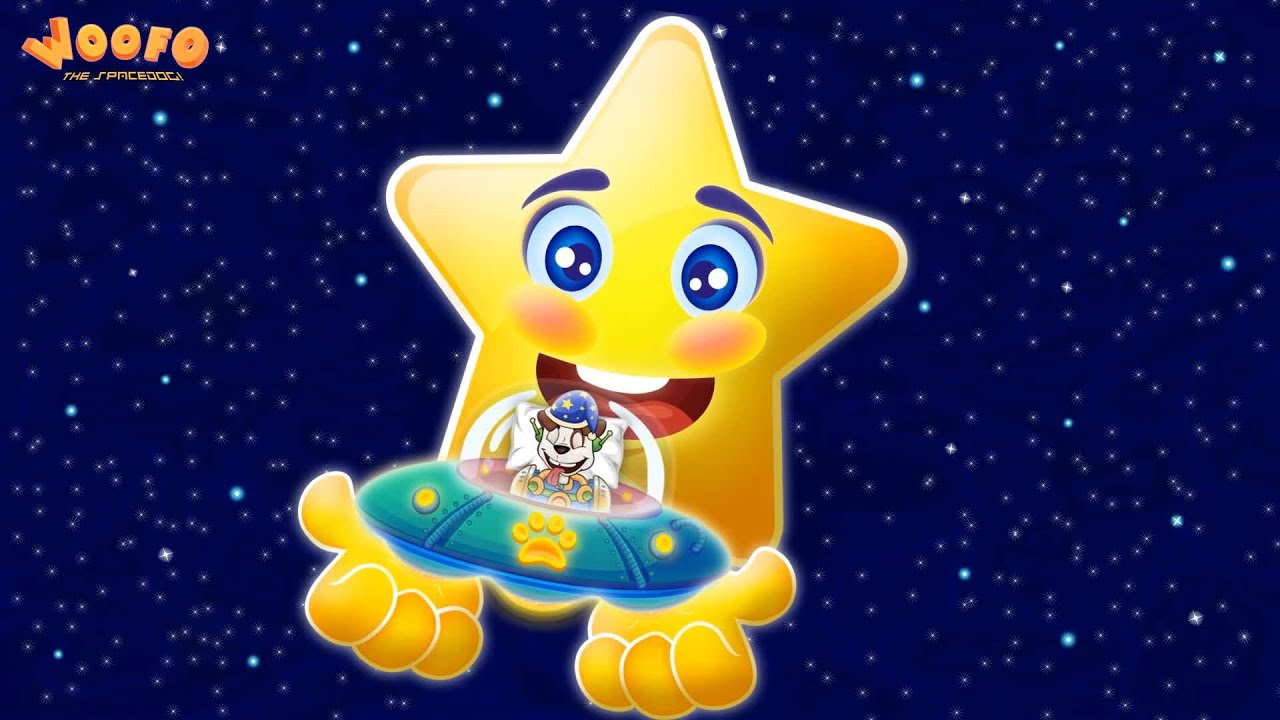Twinkle Twinkle Little Star Lullaby – Sleep music 432 Hz (1 hour)