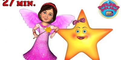 Twinkle Twinkle Little Star Song Lyrics – Best Nursery Rhymes Songs for Children | Mum Mum TV