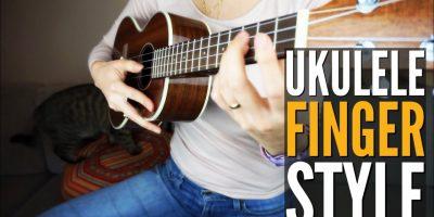 Fingerstyle Ukulele Tutorial ~ Twinkle Twinkle Little Star Beginner Tutorial