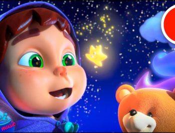 Колыбельная – Twinkle Twinkle Little Star Nursery Rhymes – русская версия