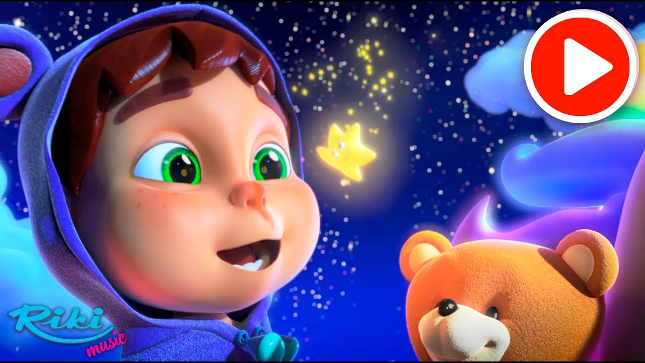Колыбельная – Twinkle Twinkle Little Star Nursery Rhymes – русская версия