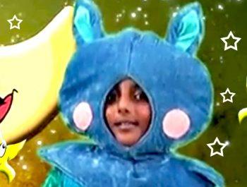 Twinkle Twinkle Little Star Rhyme with Lyrics – English Nursery Rhymes