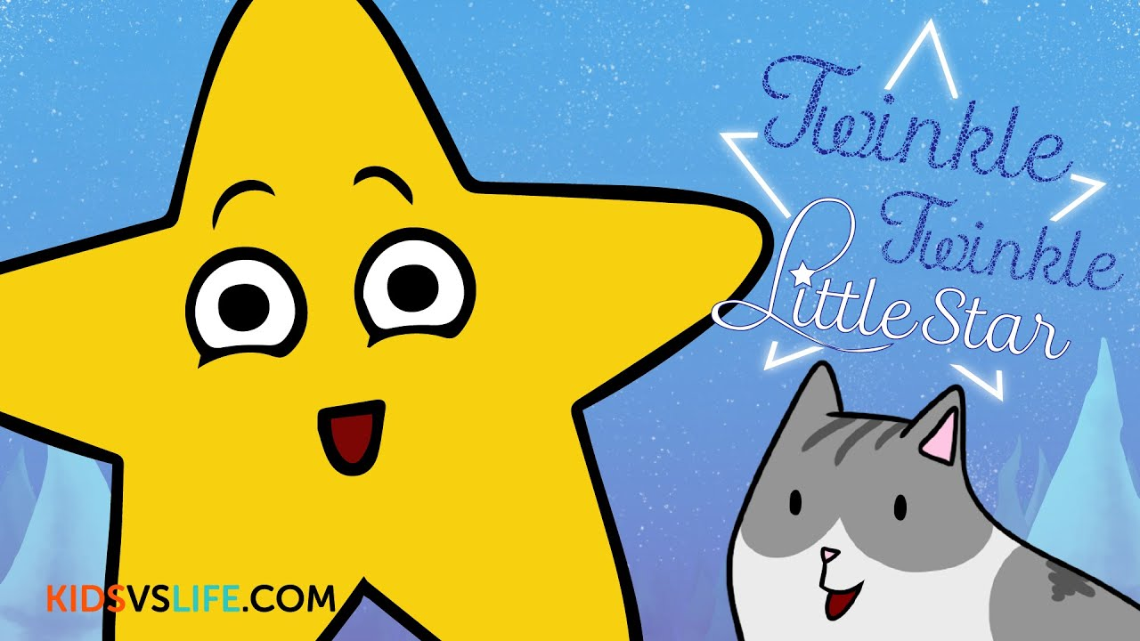 Twinkle Twinkle Little Star – Children Sing Along Song