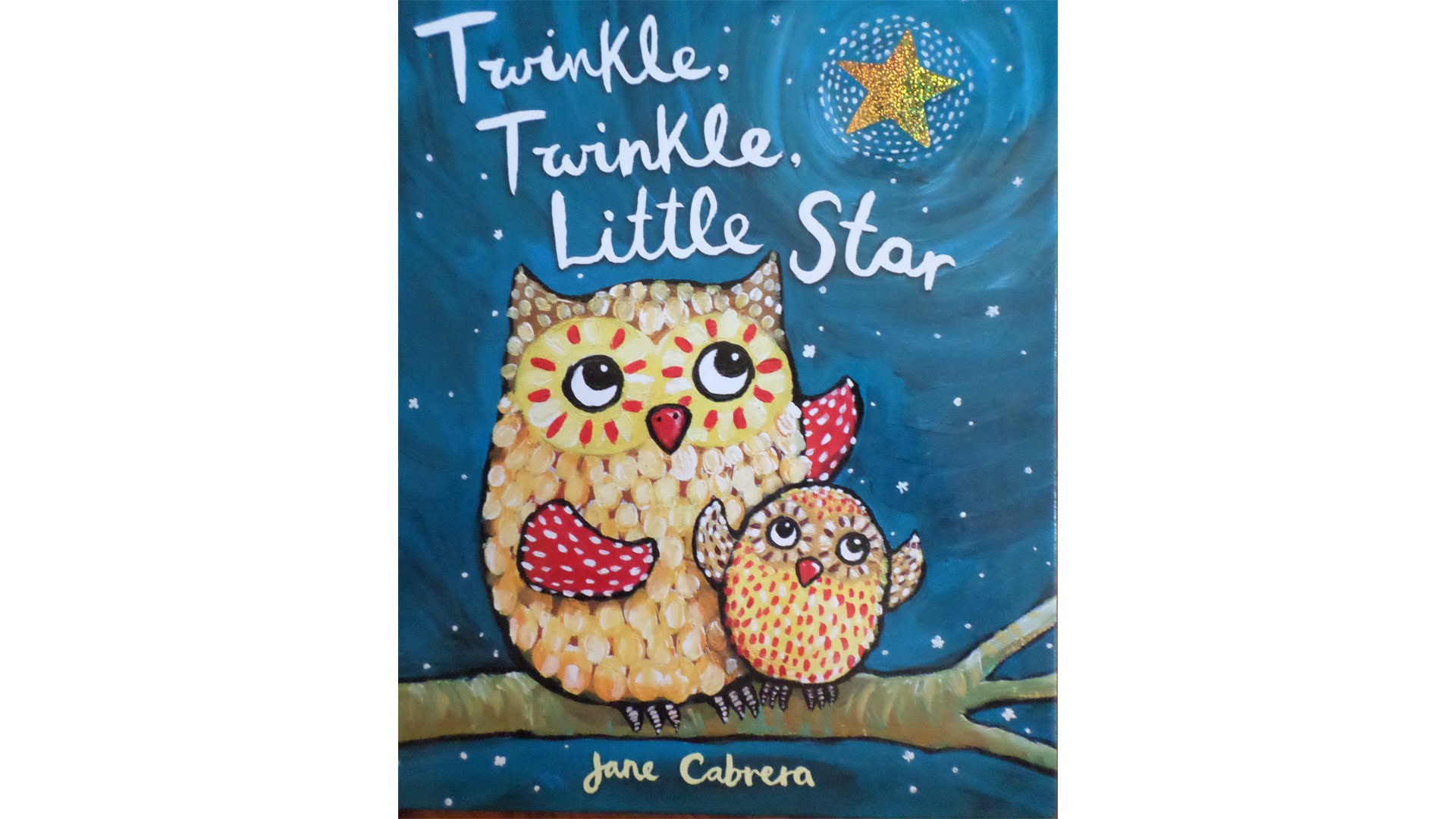 Twinkle, Twinkle, Little Star | Children's Book | Read Me Words